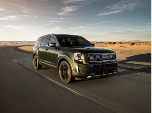 Best Car Brands 2020.Thenewsmarket Com Kia Named 2020 Best Suv Brand By U S