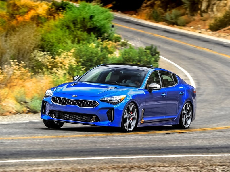 Kia Motors Global Media Center : All New 2018 <b>Kia Stinger</b> name to ...