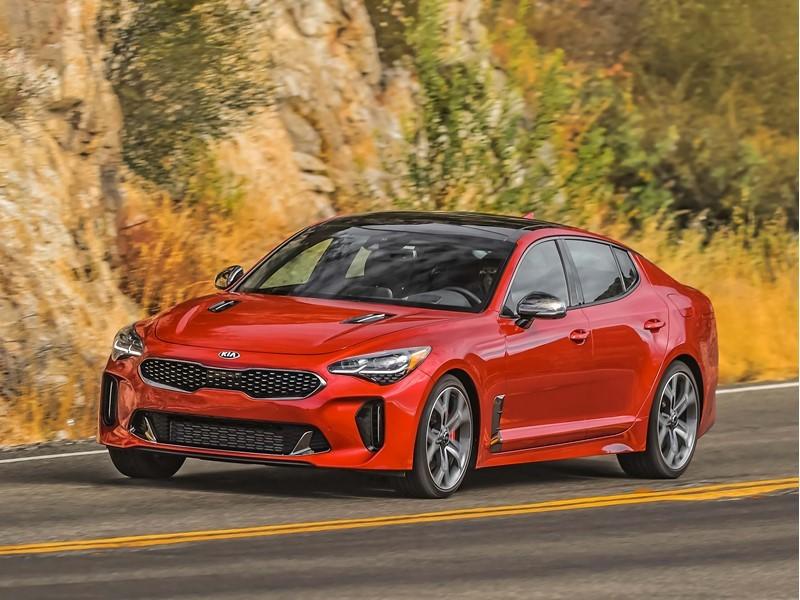 Kia Motors Global Media Center : <b>Kia Stinger</b> Wins Roadshow By ...