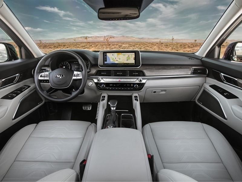 2020 Kia Telluride - Interiors