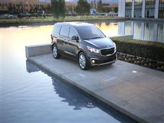 All-new Sedona (Carnival) makes global debut in conjunction with the New York International Auto Show