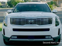 Video demonstrating Kia Rear Occupant Alert system is now available
