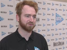 Darren Cooper, Super Service Challenge Winner