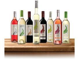 Das Weinangebot des Monsun Valley. Vor allem der Reserva ist auch in Europa ausgezeichnet worden.
