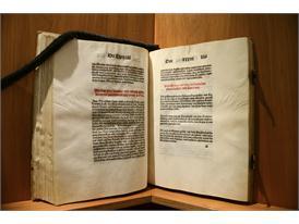 Bayerisches Reinheitsgebot 1 - Originalurkunde Staatsarchiv