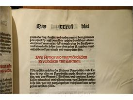 Bayerisches Reinheitsgebot 5 -  Originalurkunde Staatsarchiv