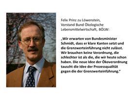 Zitat Felix Prinz zu Löwenstein