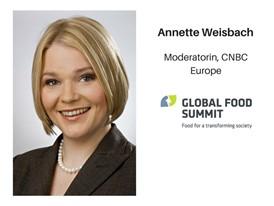 Annette Weisbach, Moderatorin, CNBC Europe