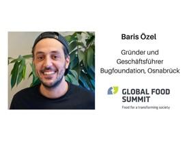 Baris Özel, Gründer und Geschäftsführer Bugfoundation, Osnabrück