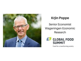 Krijin Poppe, Senior Economist Wageningen Economic Research