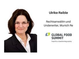 Ulrike Raible, Rechtsanwältin und Unnderwriter, Munich Re