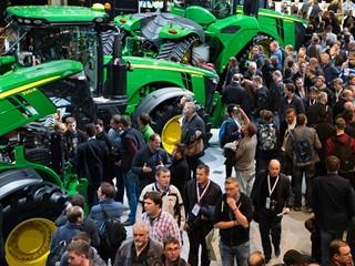 Agritechnica  - weltweiter Branchentreffpunkt von Landwirtschaft und Landtechnik