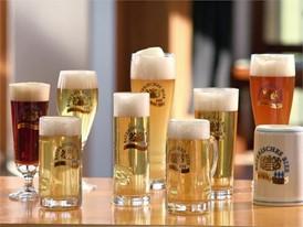 Beauty shots, diversity Bayerisches Bier