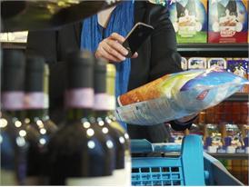 Einkaufssituationen im Supermarkt, Rückverfolgbarkeit der Ware