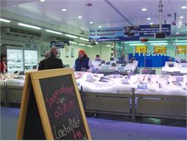 Frischabteilung Großmarkt