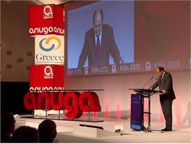 ANUGA 2015 - Auftaktveranstaltung mit Bundesminister Christian Schmidt