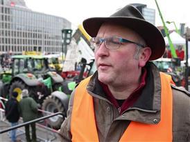 Wir haben es satt / Interview Jochen Fritz, Kampagne Meine Landwirtschaft /