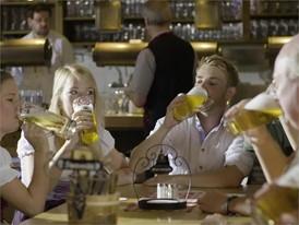 Biergenuss in Berliner und Münchner Gaststätten