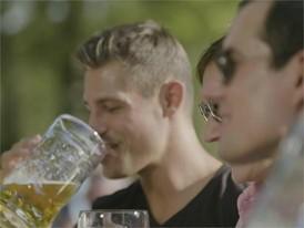 Beer Consumption in the Beer Garden