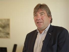 """Metzgermeister Werner, Björn Baunatal arbeitet für die """"Vetzgerei """""""