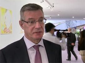 Interview mit David Martin, Abgeordneter im Europa-Parlament für die Labour Partei für Schottland