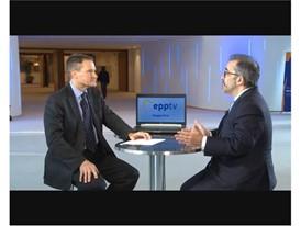 Interview mit Paulo Rangel, Stellvertretener Vorsitzender der Europäischen Volkspartei