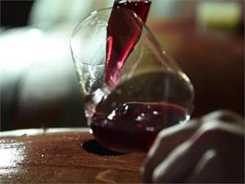 Footage 12 Rotweinverkostung aus Barrique Faessern FCN