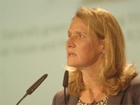 Footage Prof. Lucia Reisch, Copenhagen Business School