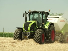 CLAAS QUADRANT 3300 general images