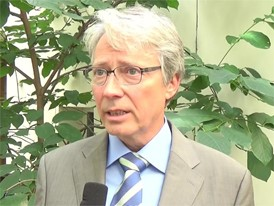 Interview IV Stephan Becker-Sonnenschein, Kurator Global Food Summit