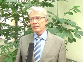 Interview VII Stephan Becker-Sonnenschein, Kurator Global Food Summit