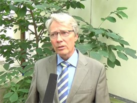 Interview V Stephan Becker-Sonnenschein, Kurator Global Food Summit