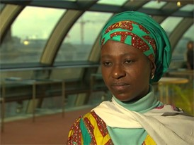 Interview Binta Iliyasu, Biochemist and Awardee of the UC Berkeley Environmental Leadership Program, Beahrs ELP, Nigeria