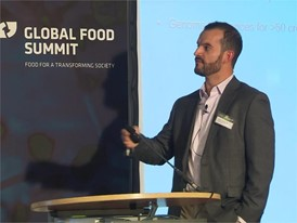 Footage Global Food Summit, Day 1