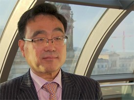 Interview Jingang Shi, CEO, EPC Natural Products Co Ltd., Peking