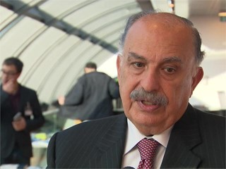 Über die aktuelle Situation in Syrien - Interview mit Mahmoud El-Solh, ehemaliger ICARDA-Direktor in Aleppo