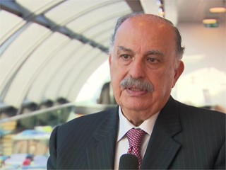 Interview Dr Mahmoud El-Solh, Former Director General of ICARDA, about the Global Food Summit