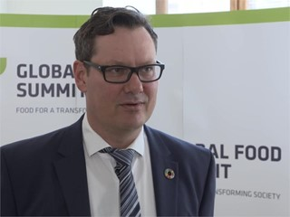 Interview Dr. Andreas Blüthner, Global Director Food Fortification and Partnerships, BASF SE
