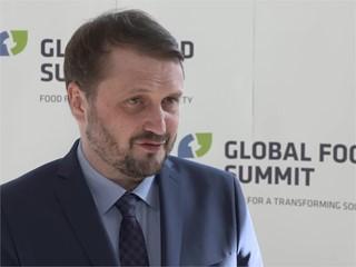 Dr. Simon Reitmeier, Geschäftsführer Cluster Ernährung
