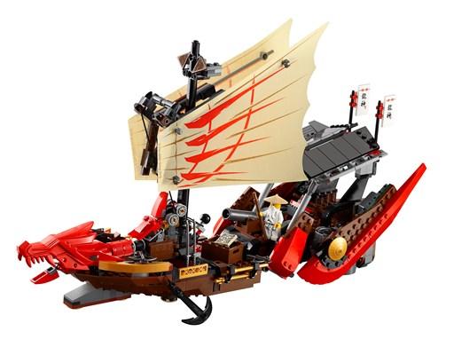LEGO Ninjago ship