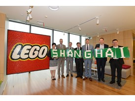LEGO Shanghai main office opening-1