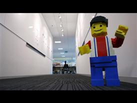 Lego Singapore Office