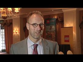 Jørgen Vig Knudstorp, CEO, The LEGO Group