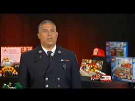 Joe Molis, Spokesperson and Active Fireman