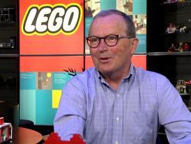 Kjeld Kirk Kristiansen, grandson of the founder and current LEGO Group owner