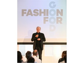 Fashion for Good William McDonough Photo credit Fred Ernst  Fashion for Good