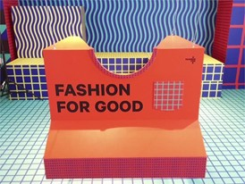 Footage – Fashion for Good in the heart of Amsterdam