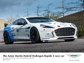 Hybrid Hydrogen Aston Martin Rapide S