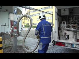 Linde gases production centre, Leuna