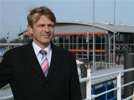 Dr. Bernhard Brons, Managing Director Aktien-Gesellschaft EMS (AG EMS)